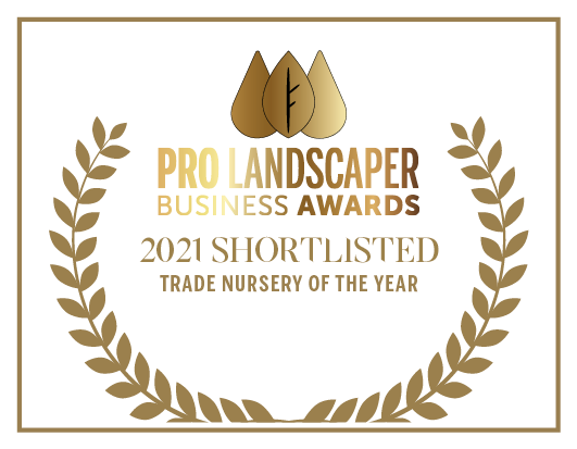 Crowders Nurseries nominated for Plant Nursery of the Year Award
